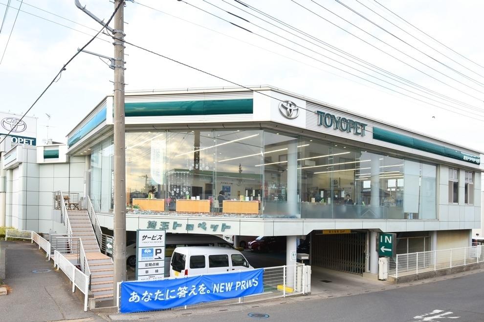 左アクセル付レンタカーを埼玉トヨペット大宮支店にお届け